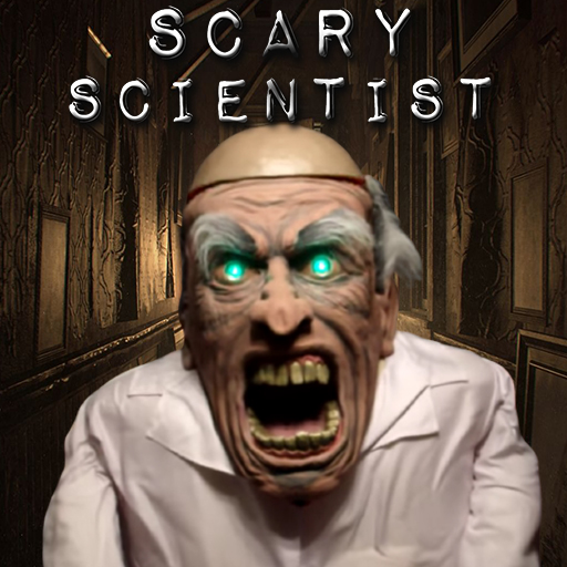Scarry Scienist Horror Game